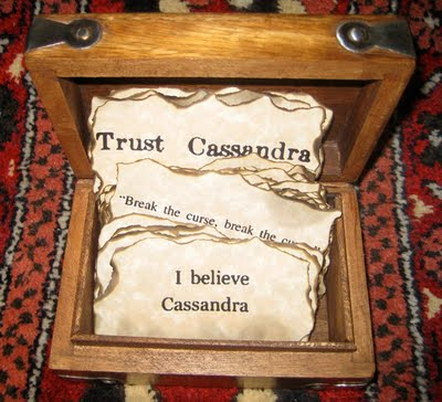 Breaking The Curse Of Cassandra Magic Words Symbols Spotted In