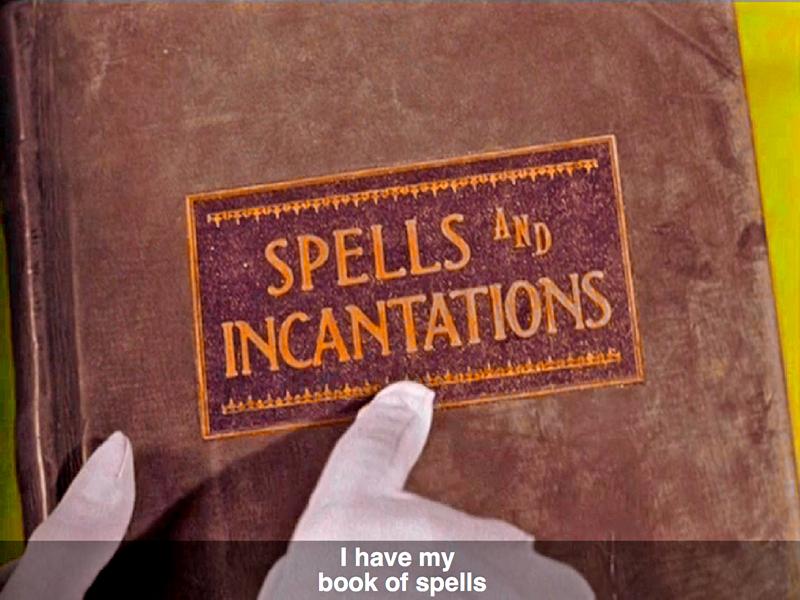 Book-of-spells
