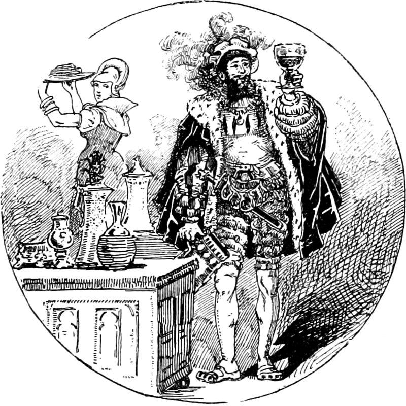 Voyage Aux Châteaux Historiques des Vosges Septentrionales by Henry Ganier 1889