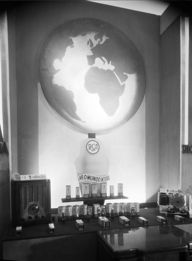 V Exposição de Rádio e Eletricidade, Lisboa, Portugal, 1934