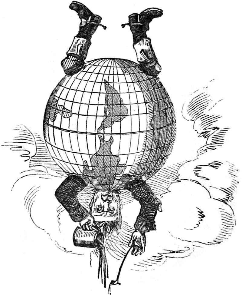 Illustration by R. Cruikshank, 1855