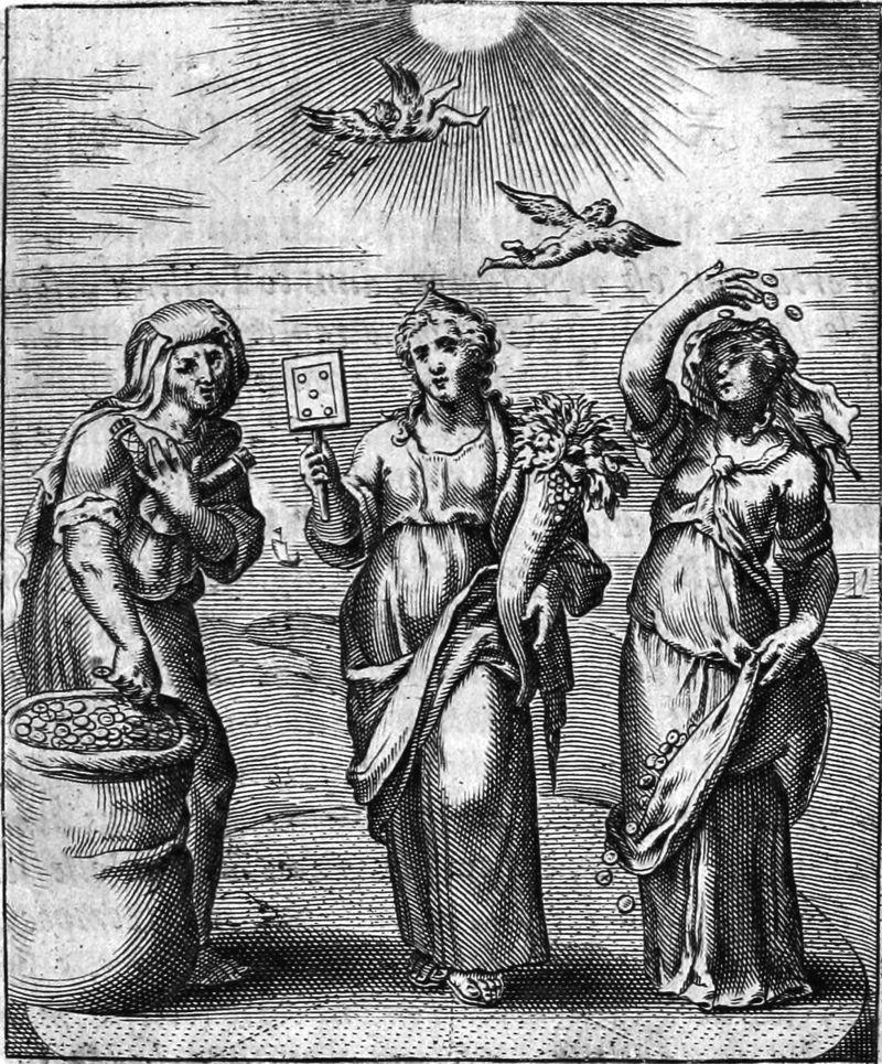 Schouwtoneel des Menschelyken Leevens, 1755
